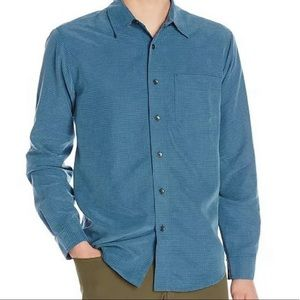 Royal Robbins Men's Desert Pucker Shirt NWT A25